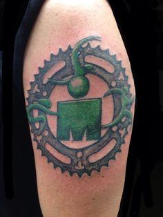 Ironman Tattoo I Did