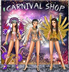 Colectie la mall - CARNAVAL