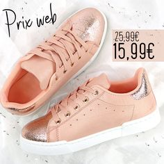 330607df55d  bettyboots  baskets  chaussures  shoes  mode  pink  prixcanon  exclusweb. BETTY  BOOTS