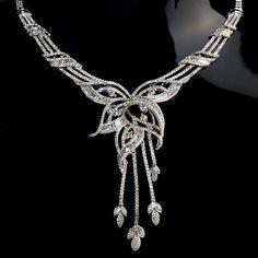 Diamond Necklace   Liali Jewellery