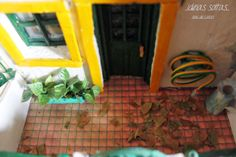 Mini Casa Portuguesa -