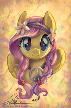 Fluttershy - My Little Pony Friendship is Magic Fan Art (35157905 ...