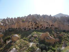 Cappadocia Zelve