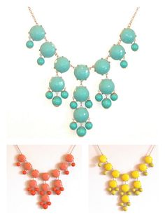 Buy 2 Statement Necklaces Get 1 FREE!