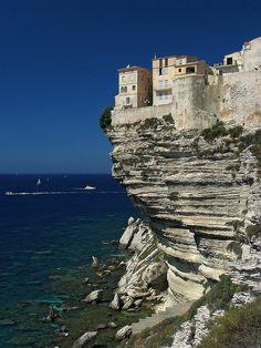 Bonifacio, Corsica #France