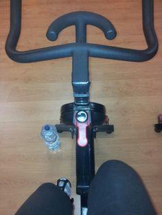 Desde hace 3 semanas estoy yendo todos los días al gym. Hago bici, aerobic, gap, zumba, piscina y algunos dias musculación. #Enforma #gym
