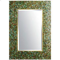 Ocean Mosaic Mirrors