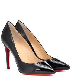 696ce5c58bc15 Pigalle 100 patent leather pumps