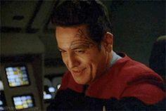 Star Trek Voyager, Star Trek Tribbles, Robert Beltran, Captain Janeway, Star Wars, Best Series, Sherlock Bbc, Live Long, Nerd Stuff