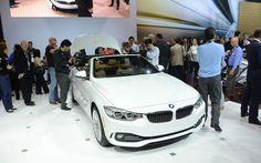 BMW Série 4 cabriolet: fin prêt pour le Salon de Los Angeles - BMW Série 4 2014 - Le Guide de l'Auto