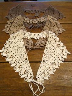 Cotton Crochet little cape
