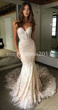 Berta 2017 Full Lace Wedding Dresses Open Back Heavily Embellished 2016 Arabic Vintage Chapel Train Bridal Dress Wedding Gowns Beach Wedding Gowns Crystal Weeding Dress Berta 2015 Bridal Gowns Online with $197.0/Piece on Magicdress2011's Store | DHgate.com