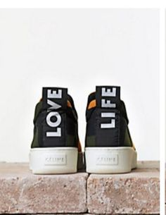 Celine love Life shoes