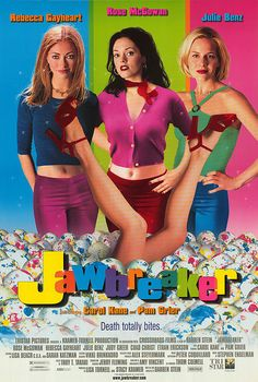 E! Reportedly Developing 'Jawbreaker' TV Series To Feed Your Appetite For Nostalgia http://ift.tt/2leavQt
