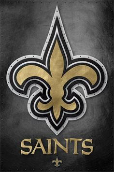New Orleans Saints - Logo 2013 | NFL | Sports | Hardboards | Wall Decor | Pictures Frames and More | Winnipeg | Manitoba | MB | Canada