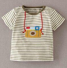Mamás creativas: Apliques para camisetas