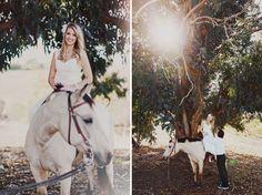 love. Green wedding shoes #wedding #horses