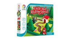 Discover the magic of the popular fairy tale, Little Red Riding Hood, in this wonderful brainteaser Smart Toys and Games Little Red Riding Hood Puzzle Game. Little Red Hood, Little Red Ridding Hood, Red Riding Hood, Toddler Toys, Kids Toys, Three Little Piggies, Preschool Puzzles, Thing 1, Brain Teaser Puzzles