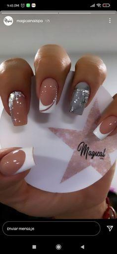 Short Nails, Babys, Manicure, Nail Designs, Nail Art, Glitter, Beauty, Color, Pretty Nails