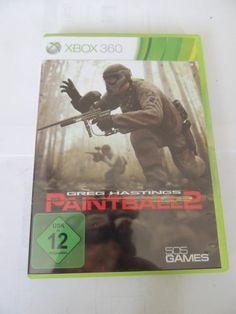 Paintball 2 XBOX 360 Game
