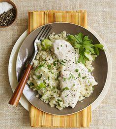 Turkey Quinoa Alfredo