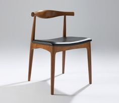 Wegner's Elbow Chair - Walnut £327 from Designers Revolt. Original quality designer classics at a fraction of the high street price. Join the Designers Revolt!