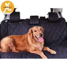 Hoopet Pet Dog Car Seat Cover For Dog