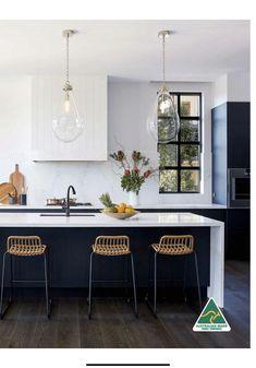 Kitchen Ideas, Kitchen Design, Fixer Upper, Kitchen Island, Home Decor, Island Kitchen, Decoration Home, Design Of Kitchen, Room Decor