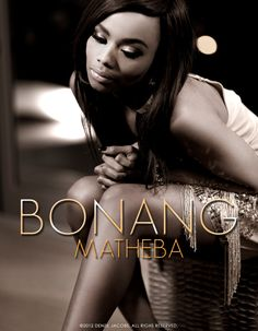 Bonang Matheba (by Denzil Jacobs)