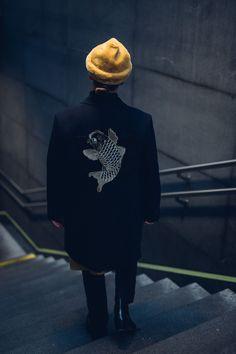 hat, high fashion, streetstyle, editorial, mens fashion