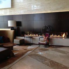 暖炉@hotels Omni Hotels & Resorts