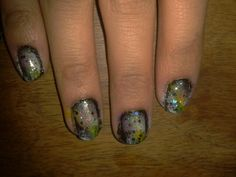 ' Space' for one more nail picture