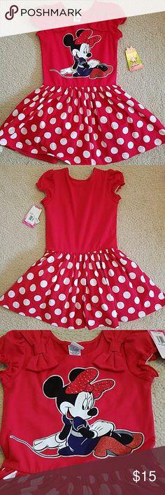 Minnie mouse dress Never worn Minnie Mouse dress. Disney Dresses Casual