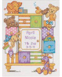 Baby Drawers Birth Record