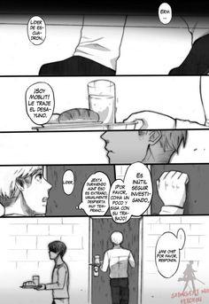 Historieta LeviHan R-18. - Shingeki no Heichou.