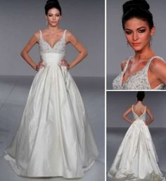 Priscilla Of Boston 4507 Wedding Dress $2,000