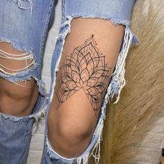 Boho Tattoos, Cute Tattoos, Leg Tattoos, Tatoos, Hena Tattoo, Tattoo Foto, Swallow Bird Tattoos, Wonderland Tattoo, Body Art