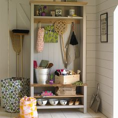Utilty room ironing station | 10 top utility room designs with a country feel | Decorating | housetohome.co.uk