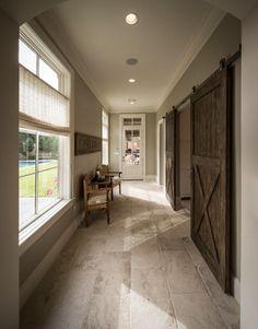 Bordley 2 - traditional - hall - houston - Thompson Custom Homes