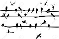 Afbeeldingsresultaat voor swallow vector