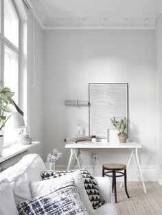 Swedish Inspired Design. #momastudio #interior
