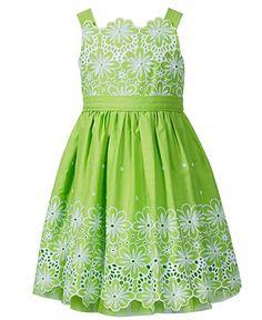 Ruby Rox Kids Dress, Girls Sequin Illusion Dress flower girls and ...