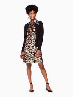 0778bc98bc6 Juniors  Plus Size Wallflower Swing Dress   Cardigan Set