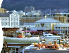 Baia Seafood Restaurant - Cape Town, South Africa