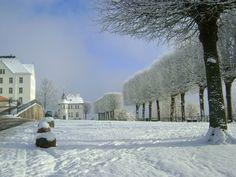 Plöner Schloss im Schnee von Fotokreis-Plön