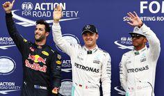 F1 ドイツGP 予選:トップ10ドライバーコメント  [F1 / Formula 1]