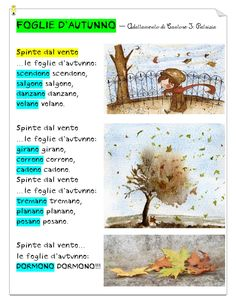benvenuto autunno | PDF to Flipbook Italian Lessons, Vintage School, Italian Language, Learning Italian, Autumn Activities, Andalusia, Teaching Materials, Home Schooling, Learn English