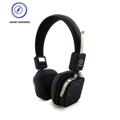 New Wireless Over the Ear Stereo Headphones Headset with Microphone and Bass Bluetooth v4.1 Noise Cancelling Reduction. ENERGETIC headset that allows you to enjoy media, tunes, movies, games and other media to the fullest with powerful and rich sound.