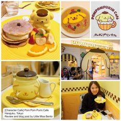 Pom Pom Purin Cafe
