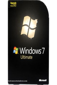 how to activate my windows 7 ultimate 64 bit